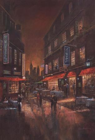 Music Club by Ruane Manning