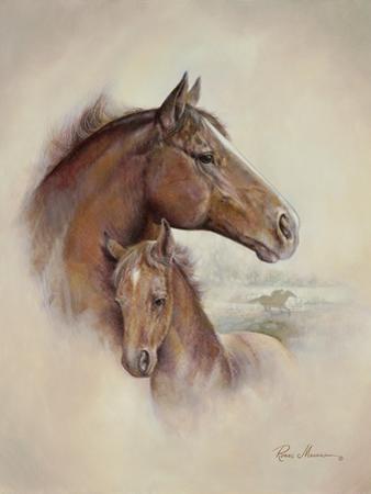 Race Horse II by Ruane Manning