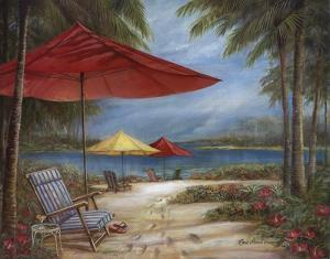 Relaxing Paradise I by Ruane Manning
