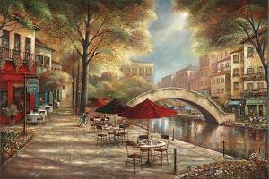 Riverwalk Charm by Ruane Manning