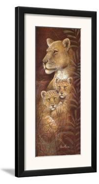 Serengeti Twins by Ruane Manning