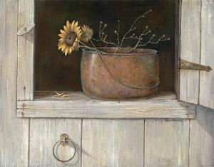 Sunflower and Copper by Ruane Manning