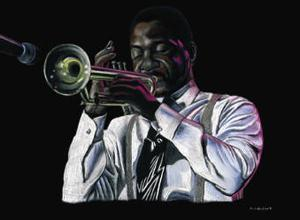 Trompeta II by Ruben Alvarez