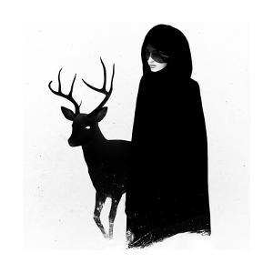Absentia (White) by Ruben Ireland
