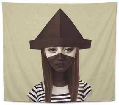 Ceci N'Est Pas Un Chapeau by Ruben Ireland