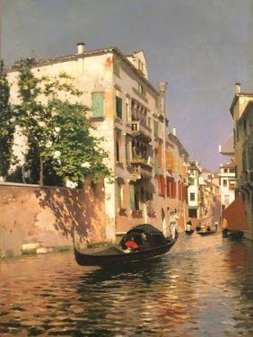 Venetian Summer by Rubens Santoro