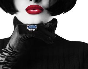Ruby Lips I