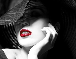 Ruby Lips II