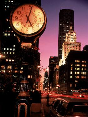 Brooklyn and Manhattan Bridges, NYC by Rudi Von Briel