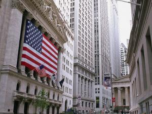 NYC Stock Exchange by Rudi Von Briel
