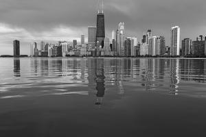 Chicago Skyline. by rudi1976