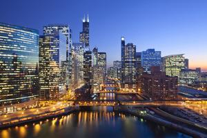 City of Chicago by rudi1976