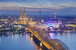 Cologne, Germany. by rudi1976
