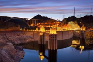 Hoover Dam. by rudi1976