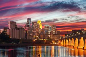 Minneapolis by rudi1976