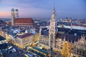 Munich, Germany. by rudi1976