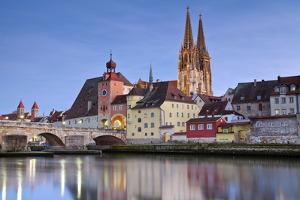 Regensburg. by rudi1976