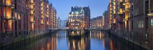 Speicherstadt Hamburg. by rudi1976