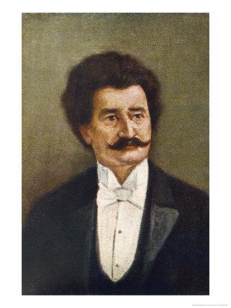 Johann Strauss (Younger) Austrian Musician