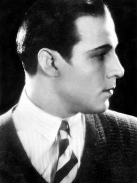 Rudolph Valentino, 1920s