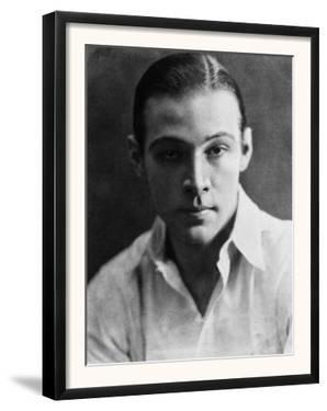Rudolph Valentino, 1923