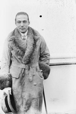 Rudolph Valentino, c.1925