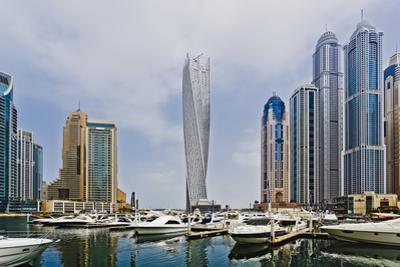Dubai Marina by Rudy Sulgan