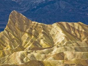 Manly Beacon at Zabriskie Point by Rudy Sulgan