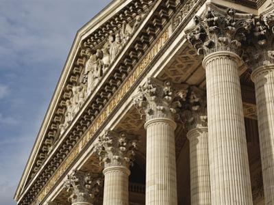 Pantheon in Paris by Rudy Sulgan