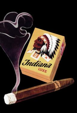 Indiana Luxe Cigars by Ruegsegger
