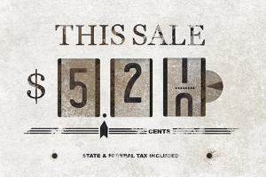 Gas Pump - Sale by Rufus Coltrane