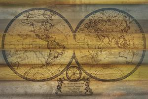 The Explorer's Map by Rufus Coltrane
