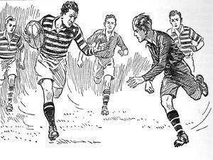 Rugby Football, 1937