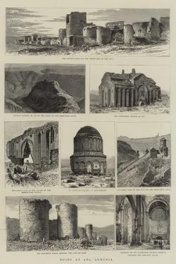 Ruins at Ani, Armenia