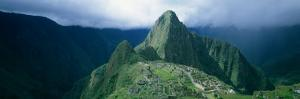 Ruins, Machu Picchu, Peru