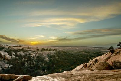 Enchanted Rock Texas by Rulena