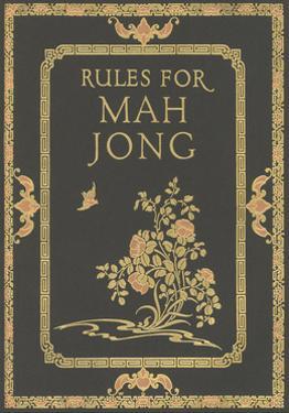 Rules for Mah Jong