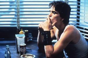 RUMBLE FISH, 1983 directed by FRANCIS FORD COPPOLA Matt Dillon (photo)