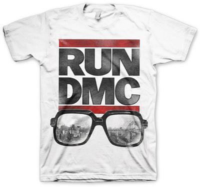 Run DMC - Glasses Logo