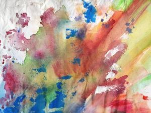 Abstract Painting Background by run4it