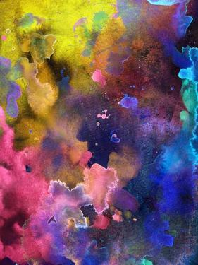 Designed Grunge Paper Texture - Bright Artistic Background by run4it