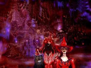0-Helloween Visit 4 by RUNA