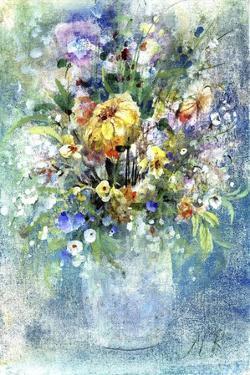 00Bouquet of Flowers 2 by RUNA
