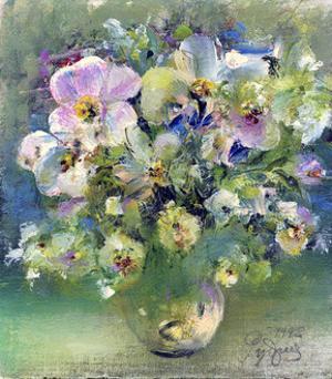 Bouquet of Flowers 7 by RUNA