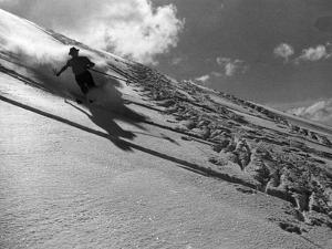 Runaway Skier