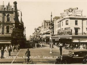 Rundle Street from King William Street, Adelaide, South Australia