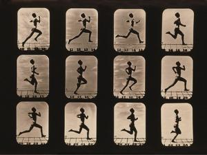 Runner in Action