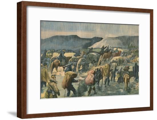 Rus-Jap War, Manchuria--Framed Giclee Print