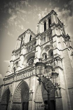 Notre Dame Cathedral, Paris, France by Russ Bishop
