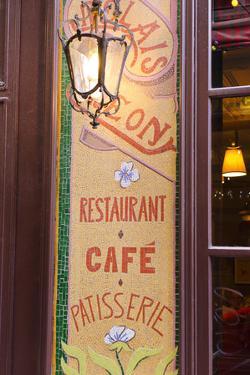 Relais Odeon Restaurant, Left Bank, Paris, France by Russ Bishop